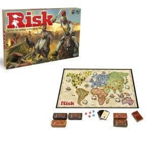 Risk underholdende spil til de erfarne spillere