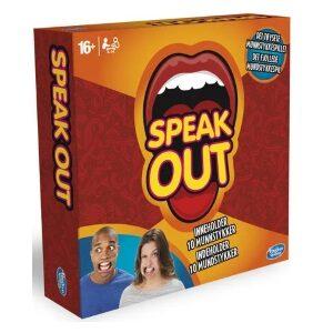 Speak Out populært gættespil til din næste fest