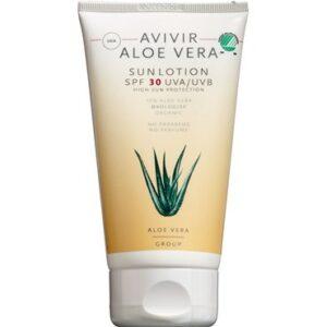 Avivir Aloe Vera Sun Lotion SPF 30 solcreme